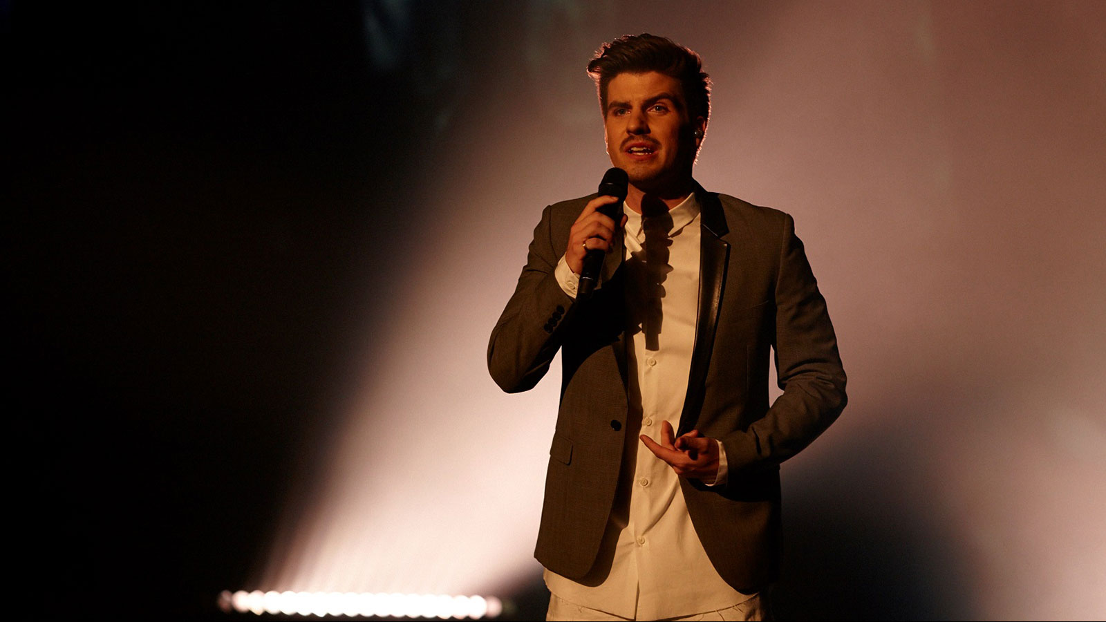 X Factor Australia Matt Price