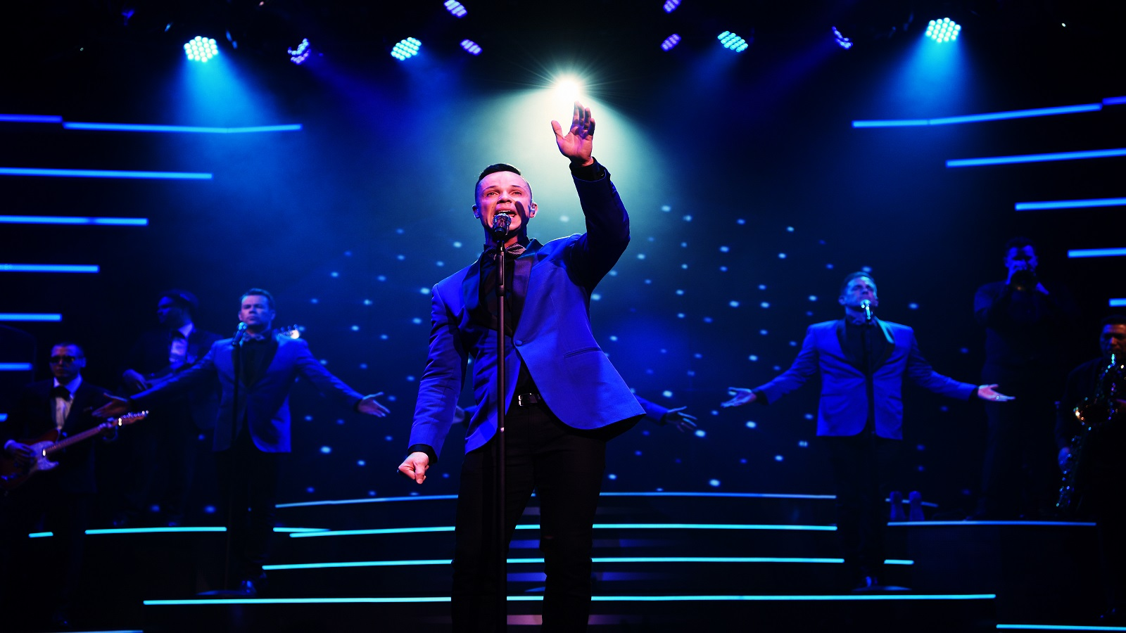 Glanzvolles Comeback in Las Vegas – Human Nature werfen die Jukebox an