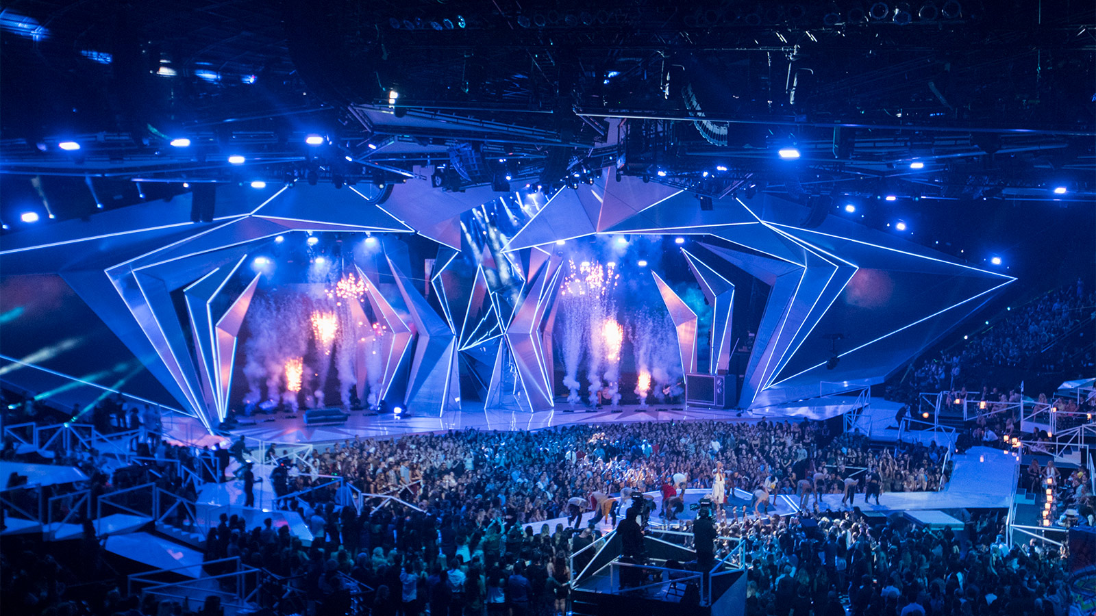MTV Video Music Awards mit GLP JDC1