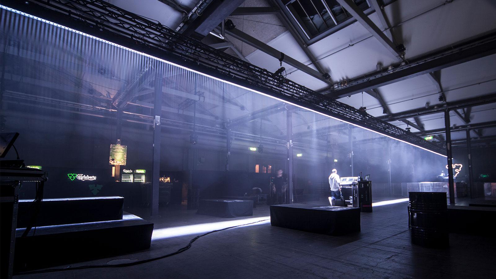 "German Light Products - Carlsbergs ""Green Door Project"" wird mit ..."