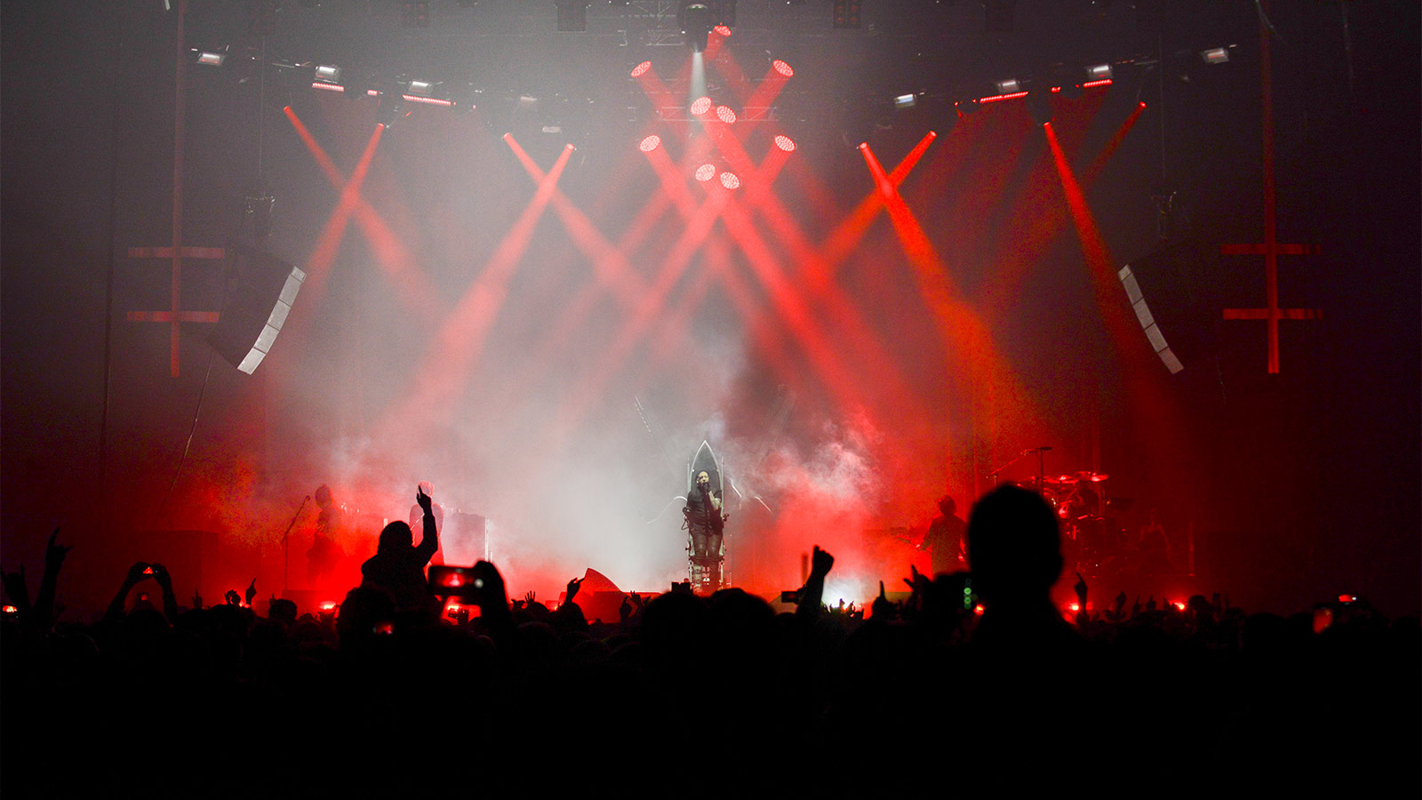 Marilyn Manson Live At Wembley SSE Arena. 9 Dec 2017 ChrisTaylorPhotography6