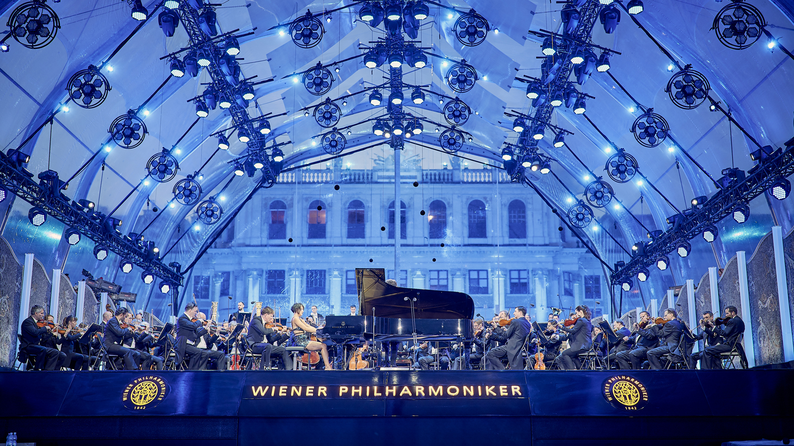 Jerry Appelt turns to GLP for Summer Night Concert by the Vienna Philharmonic