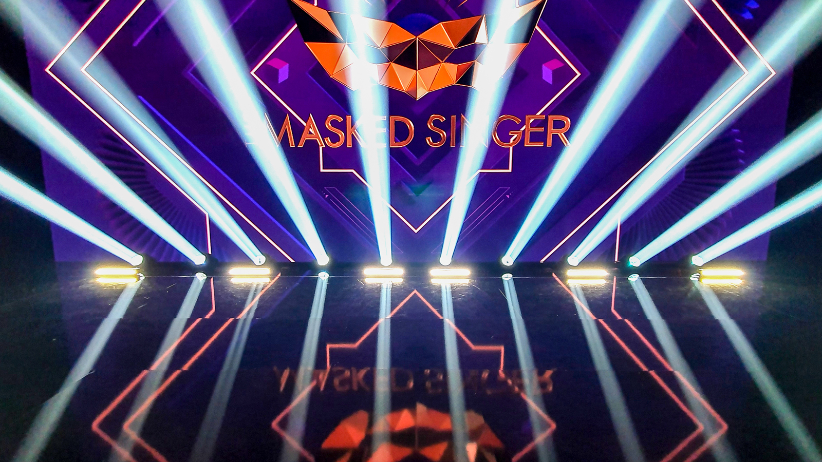 "GLP lights up ""The Masked Singer"""