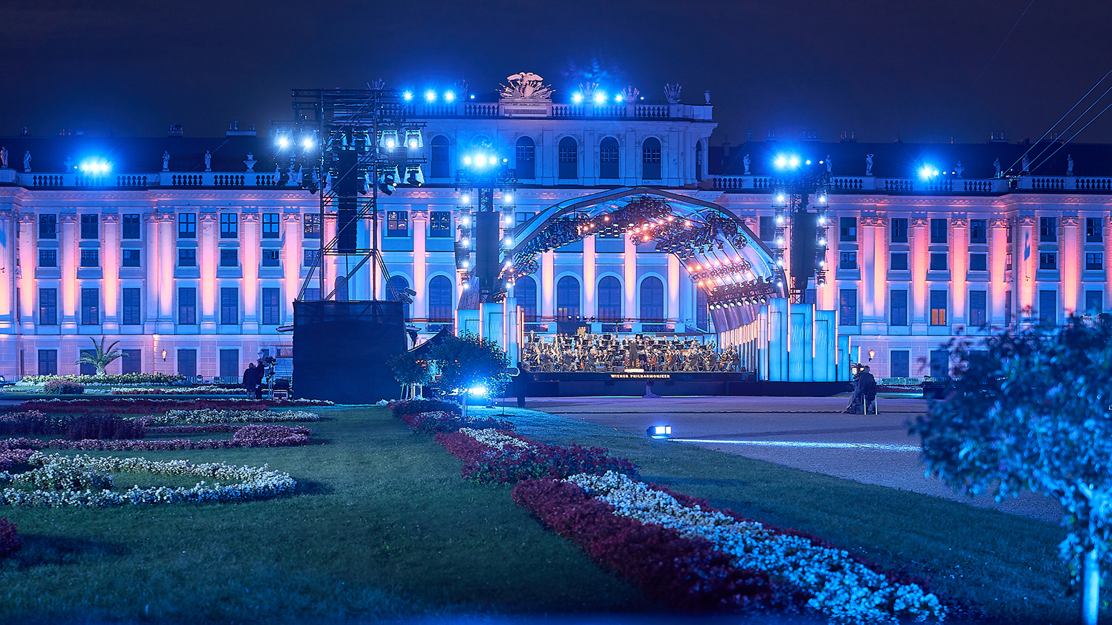 Vienna Philharmonic's Summer Night Concert