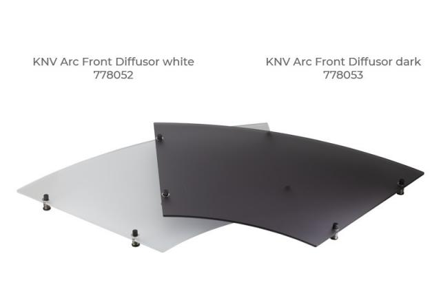 KNV Arc Front Diffusor