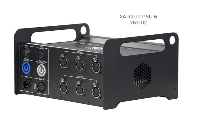 X4 atom PSU 6
