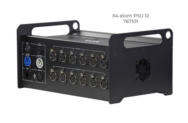 X4 atom PSU 12